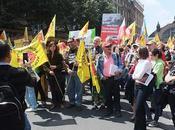 Atomausstieg: Demo Frankfurt