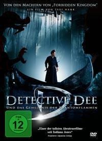 DVD Kritik zu Tsui Harks 'Detective Dee'