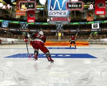 Heute erschienen: Icebreaker Hockey, Backbreaker 2 HD, Battlefield: Bad Company 2 for iPad, X-Men, Feed Me Oil u.a.