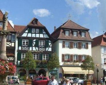 Apotheken in aller Welt, 122: Obernai, Elsass, Frankreich