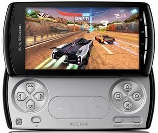 Sony Ericsson Xperia Play: Mehr exklusive Spiele angekündigt