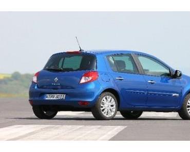 Renault Clio - Ein sehr hoher Verbrauch