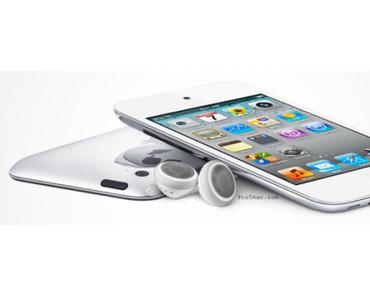 iPhone 5 und iPod Touch 5G in weiß?