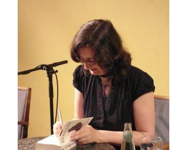 Lesung mit Trudi Canavan am 09.06.11