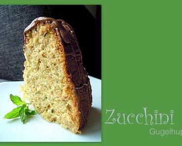 Backe, backe Kuchen, die Zucchini hat gerufen!