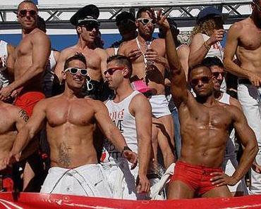 Gay Pride Parade 2011 in Berlin