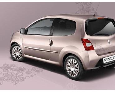 Sondermodell Renault Twingo Miss Sixty