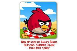 """Es wird Sommer: nächstes Update für """"Angry Birds Seasons"""" angekündigt"""