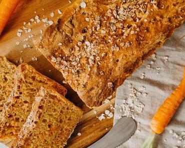 Karottentoast – das etwas andere Osterbrot