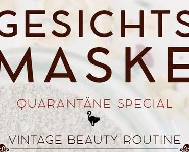 Quarantäne Special: Gesichtsmaske zusammenstellen