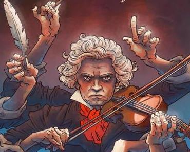 {Rezension} Beethoven: Unsterbliches Genie von Peer Meter & Rem Broo