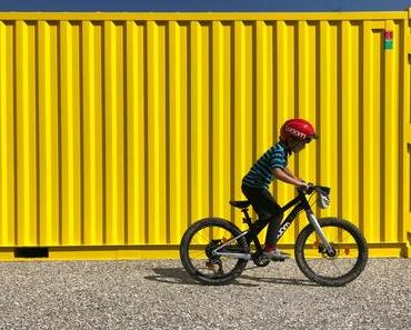 Fahrradolympiade für Kinder