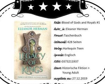 Eleanor Herman – Legacy of Kings