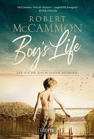 Rezension: Boy's Life. Die Suche nach einem Mörder - Robert McCammon