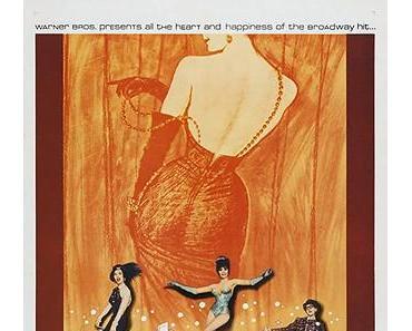 Gypsy (dt.: Gypsy – Königin der Nacht, USA 1962)
