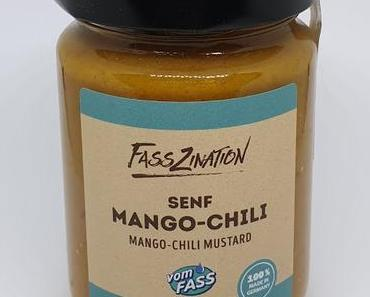 Vom Fass - Senf Mango-Chili