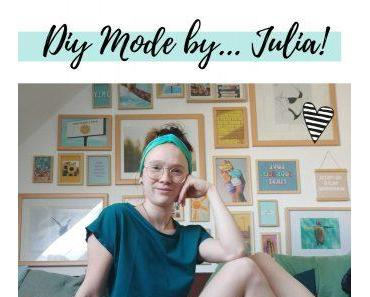 DIY MODE by Julia! Schnittmuster im Test