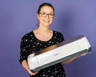 Cricut Maker: Erste Schritte mit dem neuen Plotter