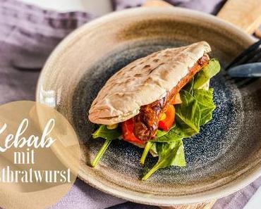 Rezept - Kebab mit Rostbratwurst | The Nina Edition