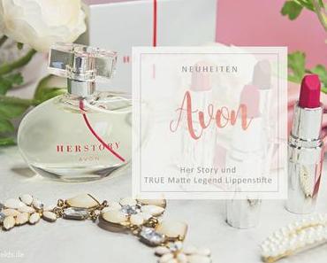 AVON - HER STORY und TRUE Matte Legend Lippenstifte