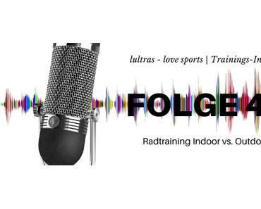 Trainings-Insights: Radtraining Indoor vs. Outdoor