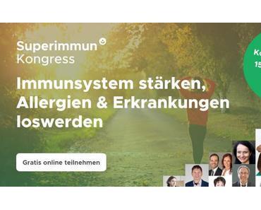 👉 [Freikarte] Immunkräfte stärken, Allergien loswerden, Beschwerden vorbeugen