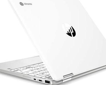 HP Chromebook X360 12B-CA0000NG