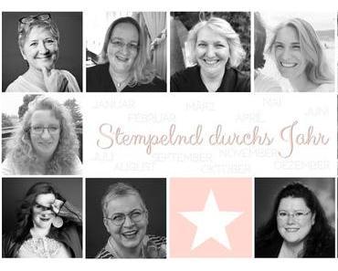 """Blog Hop Stempelnd durchs Jahr zum Thema """"Geburtstag"""""""