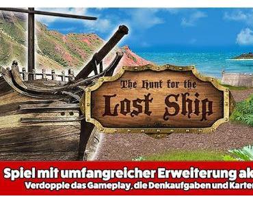 Die Jagd nach dem verlorenen Schiff, Zombie wächst VIP und 15 weitere App-Deals (Ersparnis: 25,43 EUR)