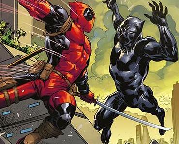 {Rezension} Deadpool vs. Black Panther von Daniel Kibblesmith & Ricardo Lopez Ortiz