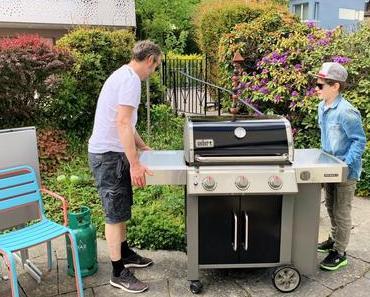 Sommerzeit ist Grillzeit – Rindshackspiesse mit Süsskartoffeln