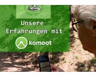 Wandern mit komoot – Outdoornavigation und Routenplaner