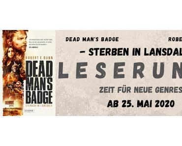 Leserunde | Dead Man's Badge