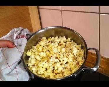 Popcorn im Topf – so gelingt der Snack aus dem Kino auch zu Hause!
