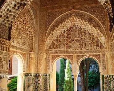 Unglaubliche Entdeckungen in la Alhambra
