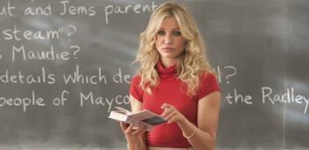Gewinnspiel zu 'Bad Teacher' mit Cameron Diaz