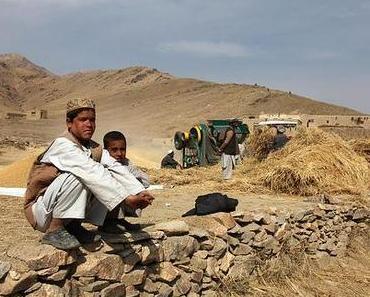 Afghanistan hat fertig