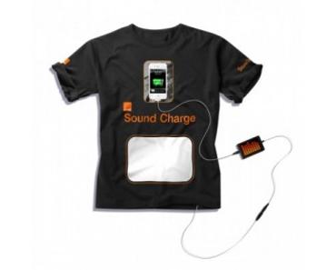 T-Shirt zum iPhone laden   Video
