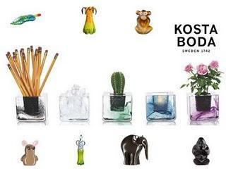 Kosta Boda - Farbenfrohe Sommermomente aus Schweden