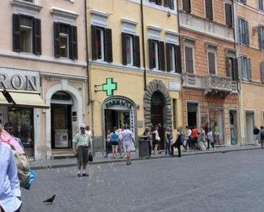 Apotheken in aller Welt, 134: Rom, Italien