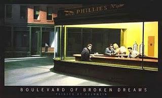 Broken Dreams, im House of Peace...