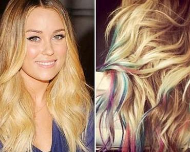 Lauren Conrad's neue Frisur!