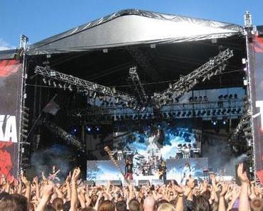 Tuska Open Air Metal Festival in Helsinki