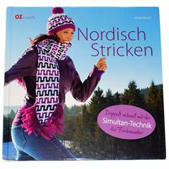 Einblicke in das neue Buch: Nordisch Stricken von OZcreativ