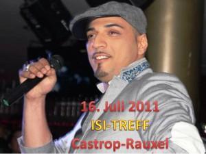 Mehrzad Marashi zu Gast im Club ISI-Treff