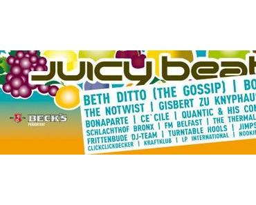 Juicy Beats 2011 Ticket Verlosung
