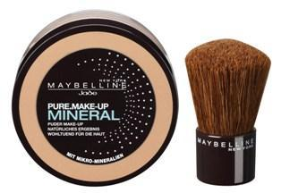Maybelline-Jade - Mineral Puder Make-Up