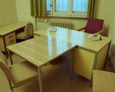 Stephan Erfurt: Stasi-Gefängnis Hohenschönhausen