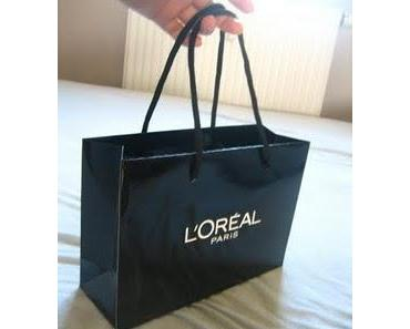 L'Oreal Goodie Bag