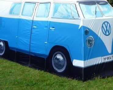 VW Bus T1 Camping Zelt